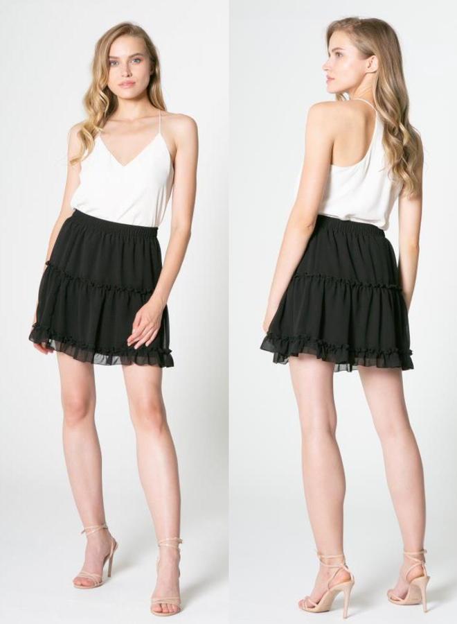 Almost Midnight Skirt