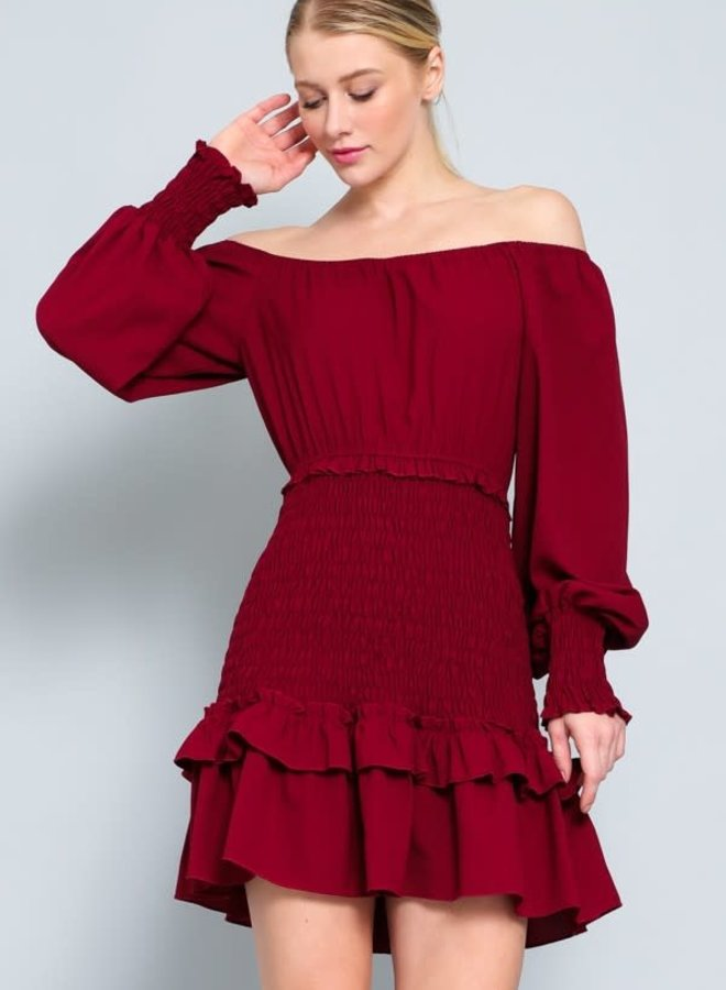 Keep In Touch Dress