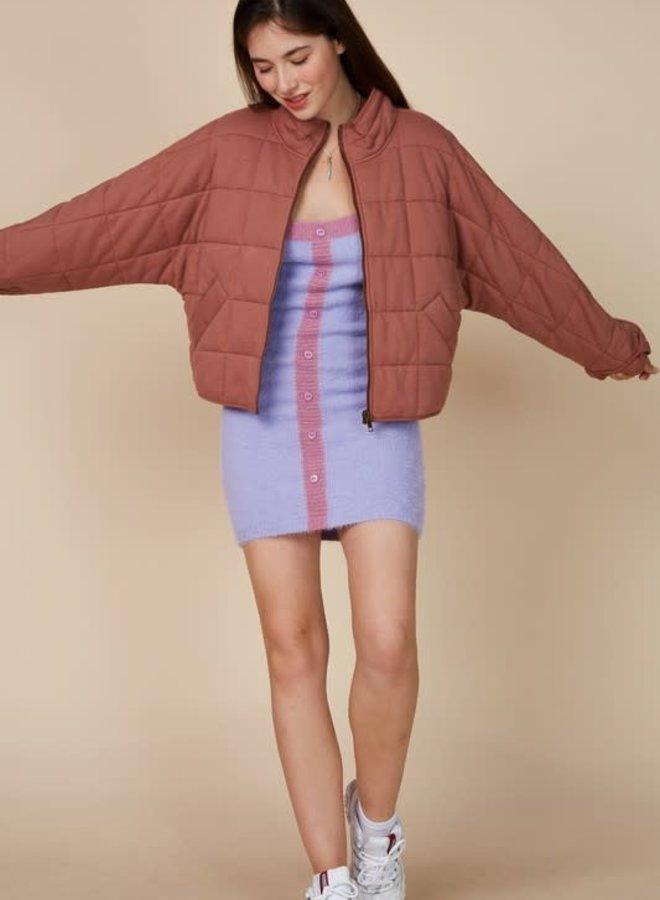 Nebraska Quilted Jacket