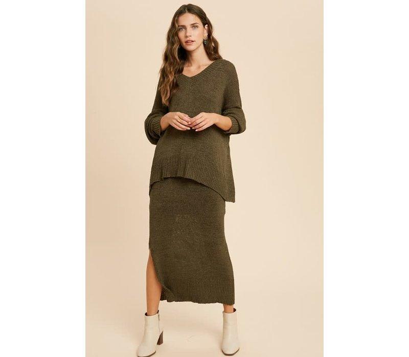 Phoebe Midi Skirt