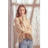 Laced With Love Sweater