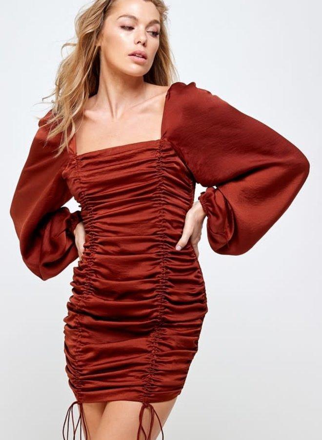 Never Really Over Dress