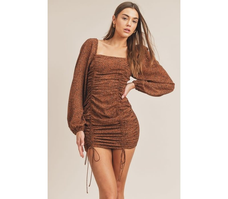Cravings Ruched Dress