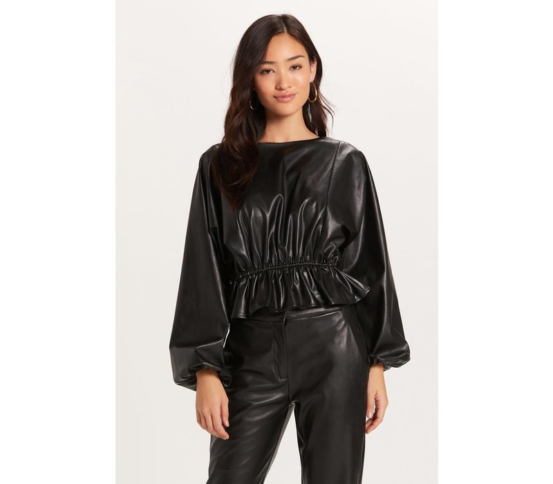 Night Fever Leather Shirt