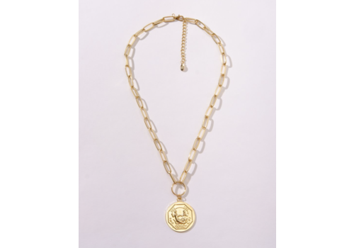 8 Other Reasons Manifest Necklace