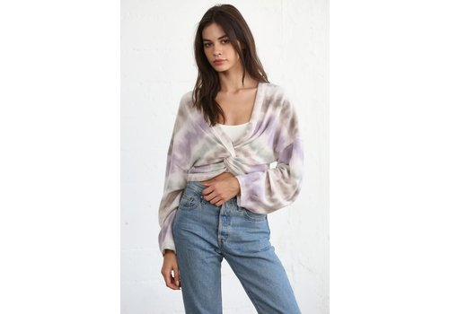 By Together Feelin' Groovy Reversible Sweater