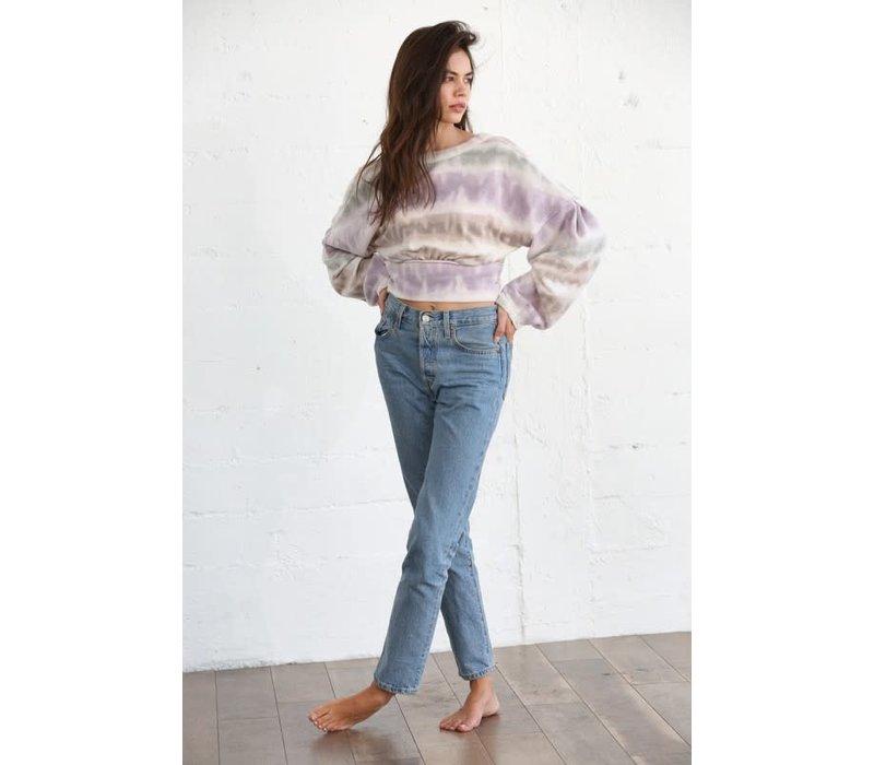 Feelin' Groovy Reversible Sweater