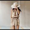 Stella Dallas Renata Satin Dress