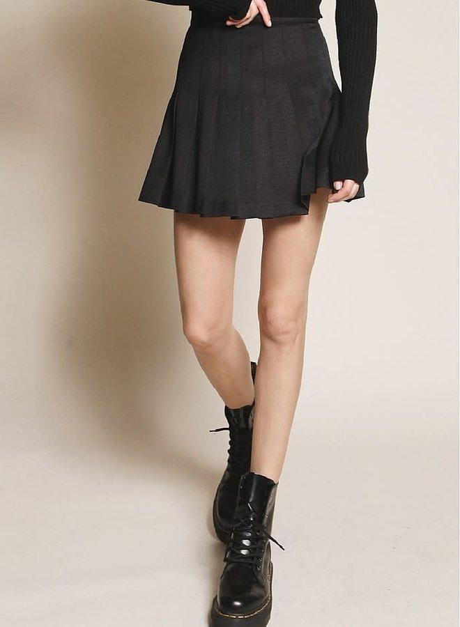 Lorde Pleated Skirt