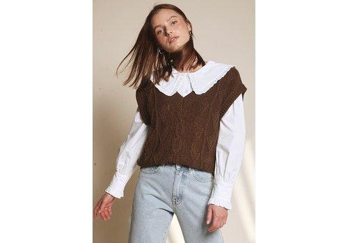 Beige Botany Greenpoint Sweater