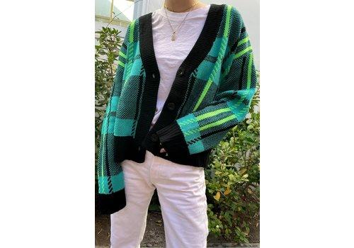 Stella Dallas Brush It Off Sweater