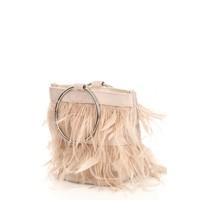 Zelda Feather Bag