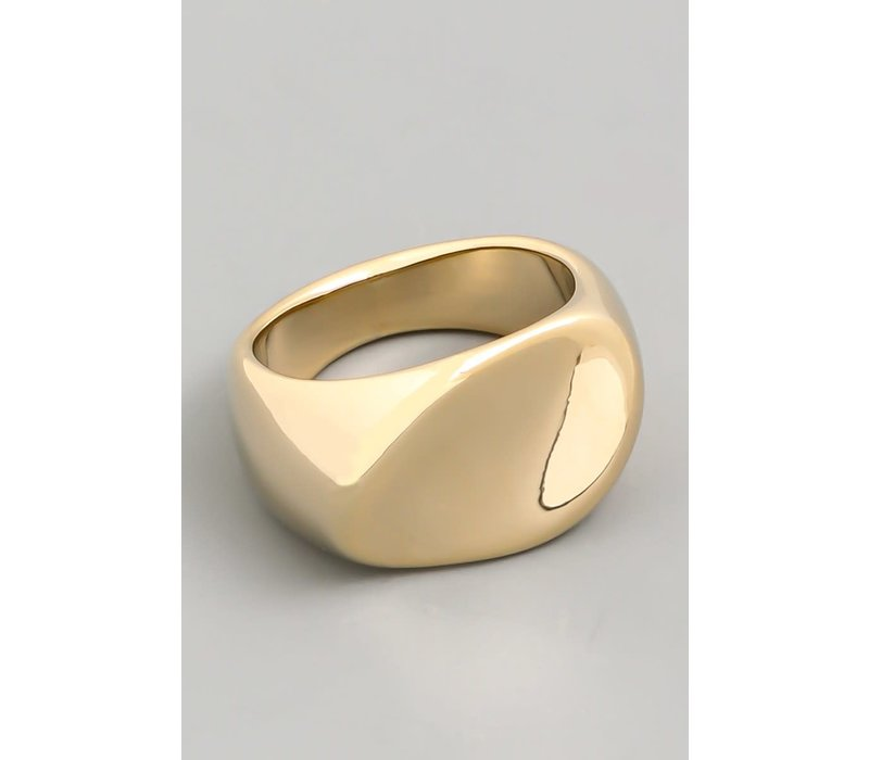 Midas Touch Ring