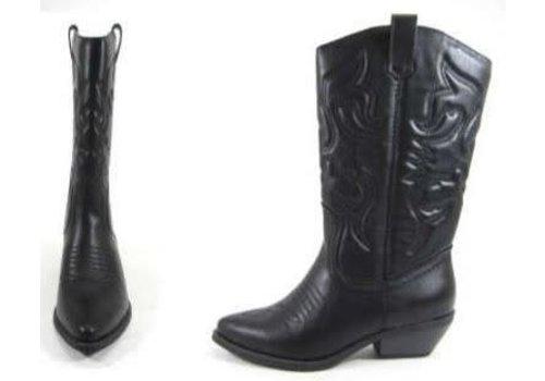Urban Shoes Reno Cowboy Boots