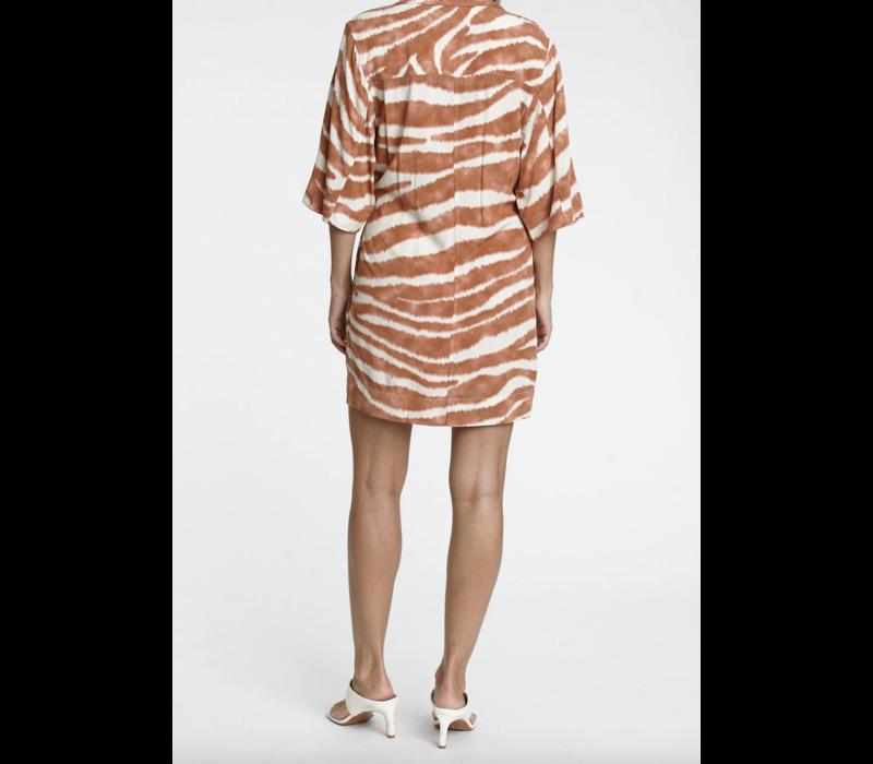 Fiona Wrap Dress