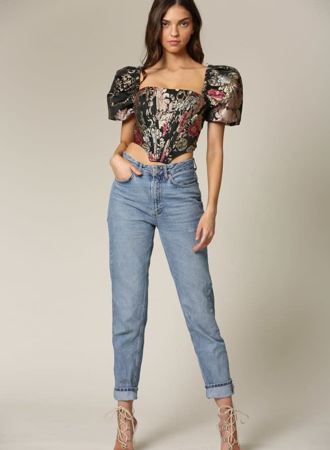 Late Baroque Blouse