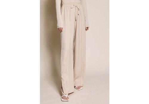 Stella Dallas Satin Drawstring Pants