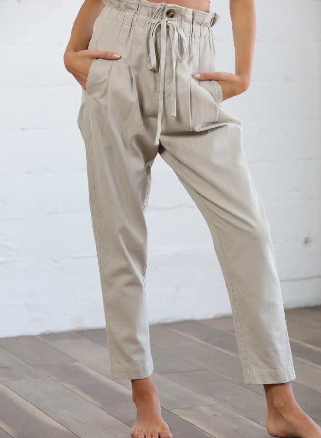 High Standards Pants