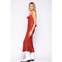 Act Right Midi Dress