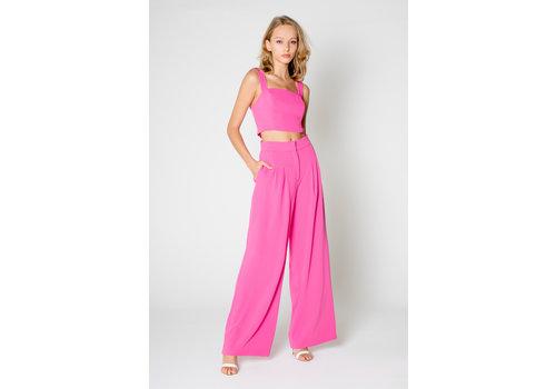Lavender Brown Barbie Trouser