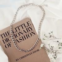 Drive Me Crazy Chain Necklace