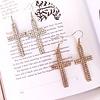 Joia Cross Earrings