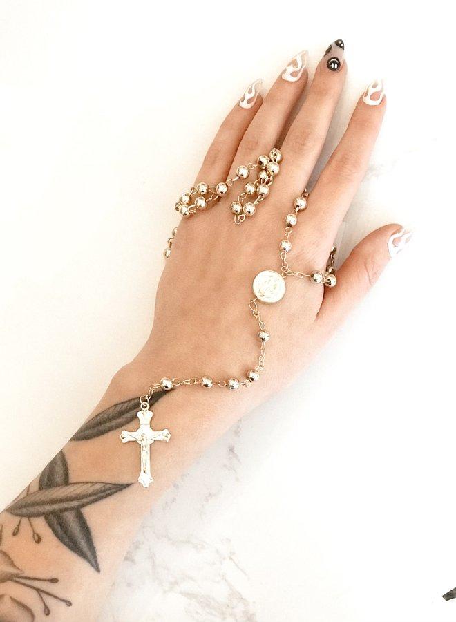 Livin' On A Prayer Rosary