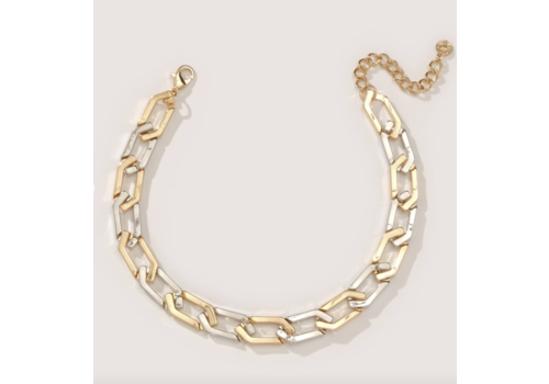 8 Other Reasons Chain Mail Necklace