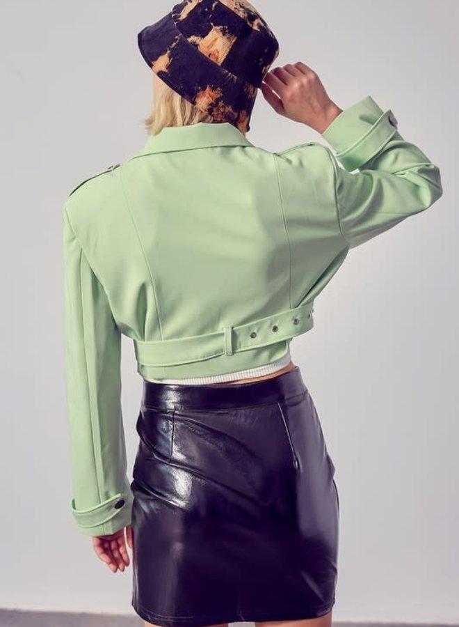 Chiara Crop Jacket