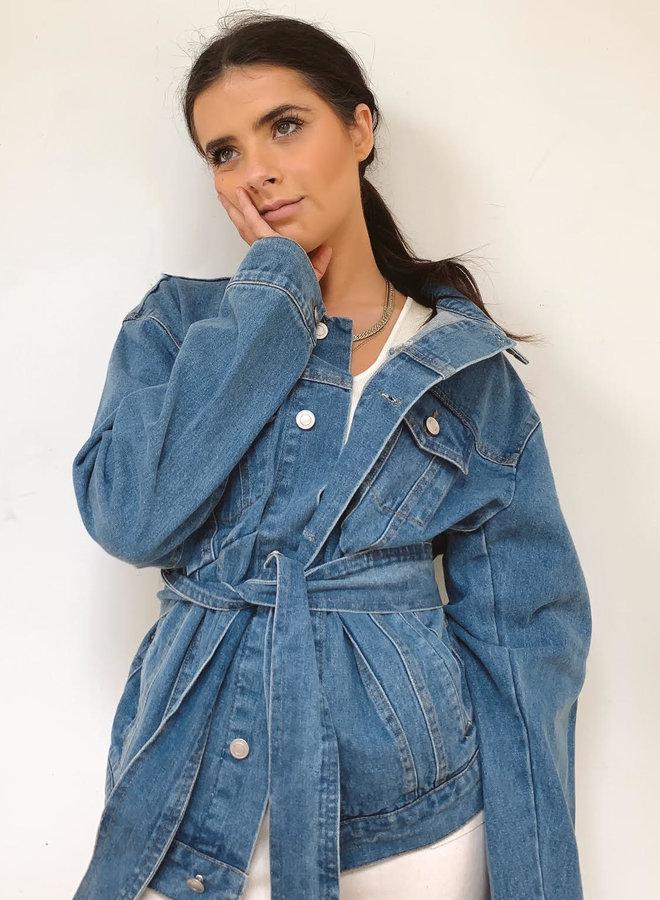 Lowkey Vintage Denim Jacket
