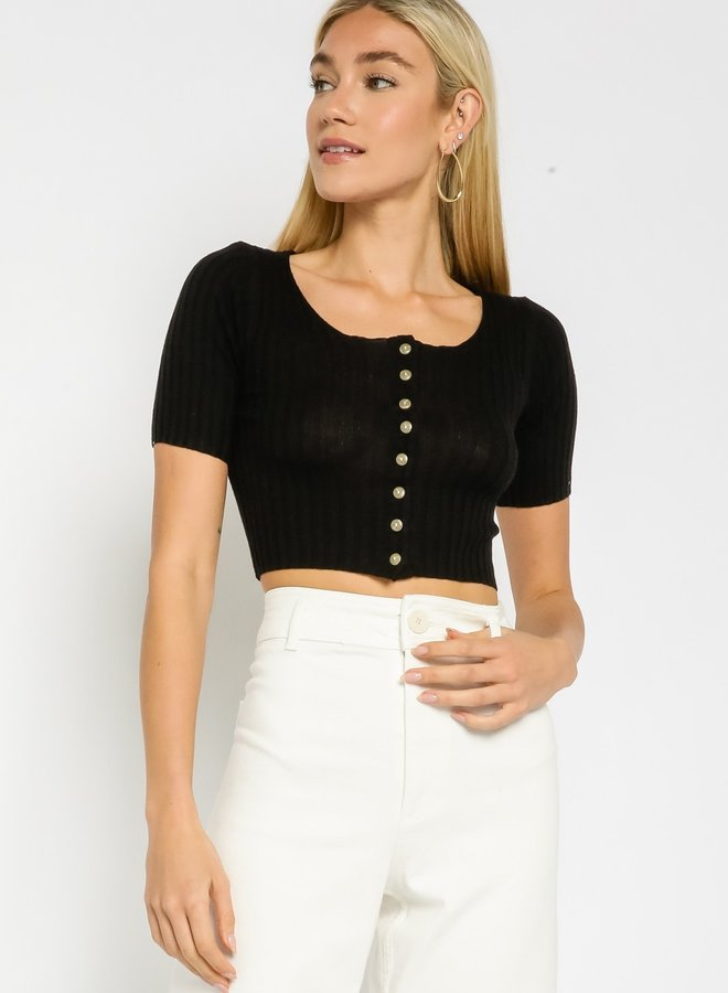 Madison Ribbed Top