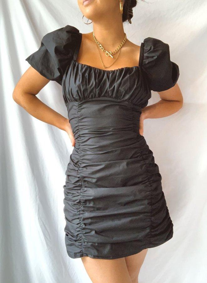 Polly Poplin Dress