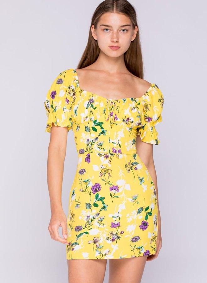 Corinne Floral Dress