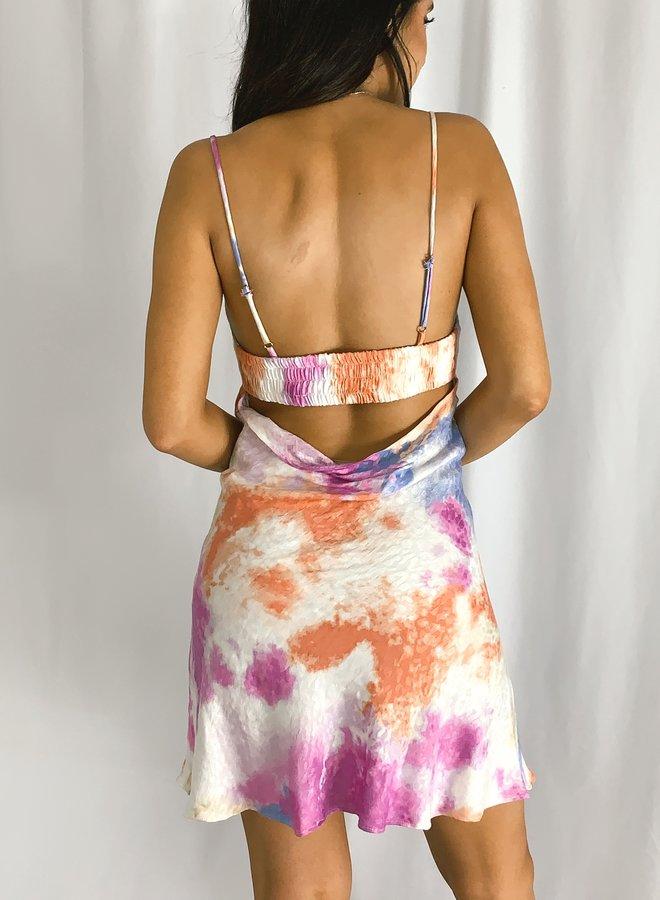 Harmony Tie Dye Dress