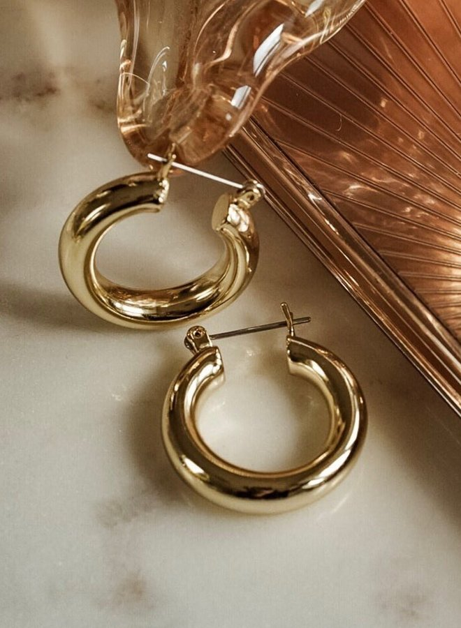 Baby Amalfi Tube Hoops