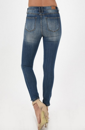 Judy Blue Jeans Gwen Ripped Jean