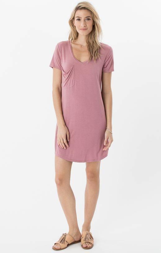 Z Supply Pocket Tee Dress