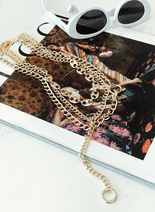 Monarchy Necklace
