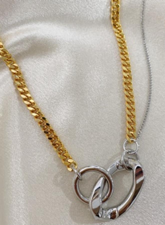 Paige Link Necklace