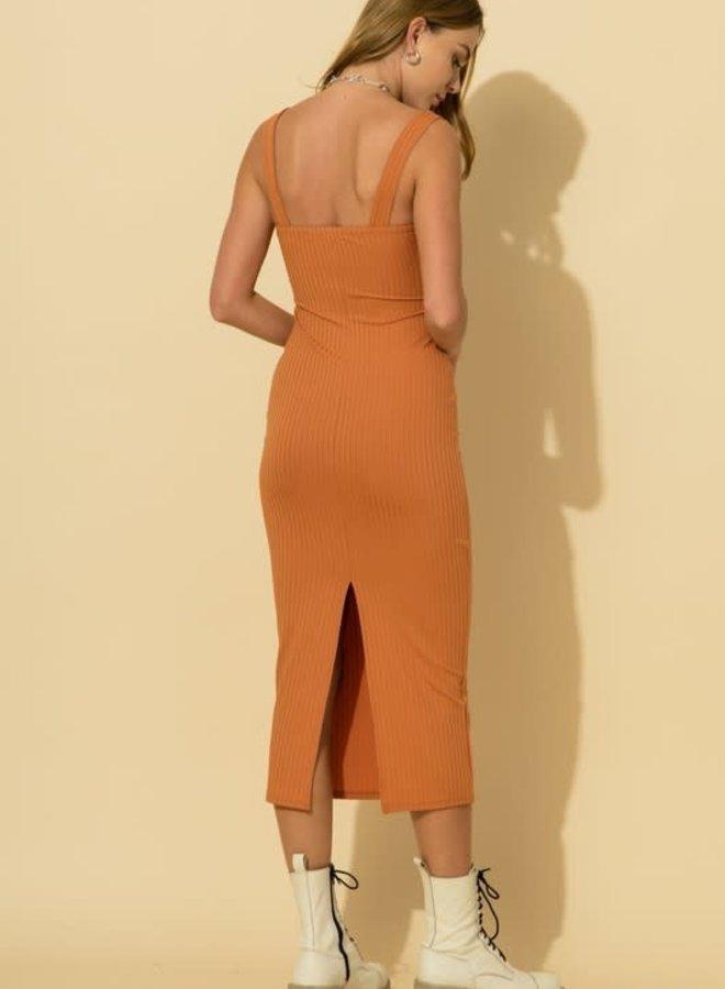 Clayton Midi Dress