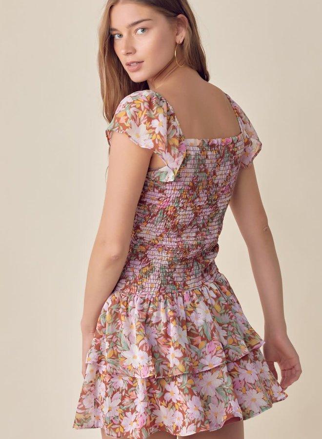 Garden Party Mini Dress