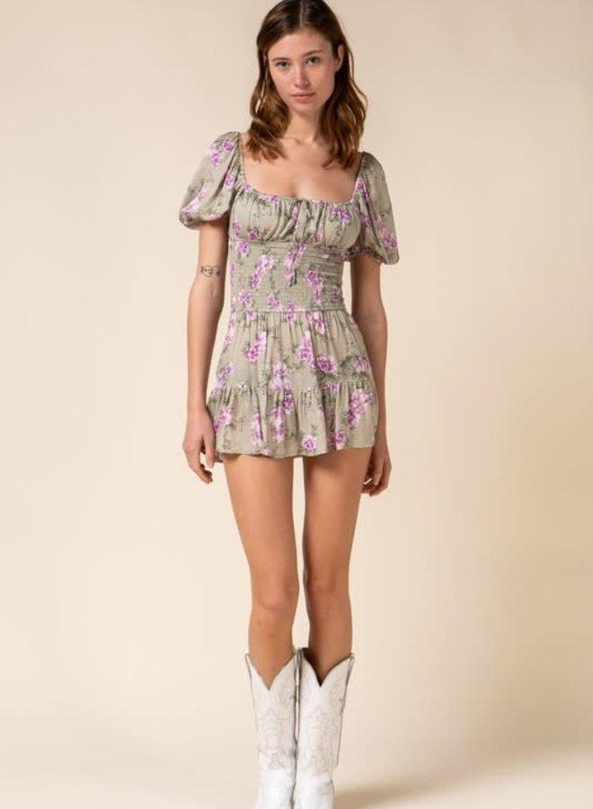 Clara Mini Dress
