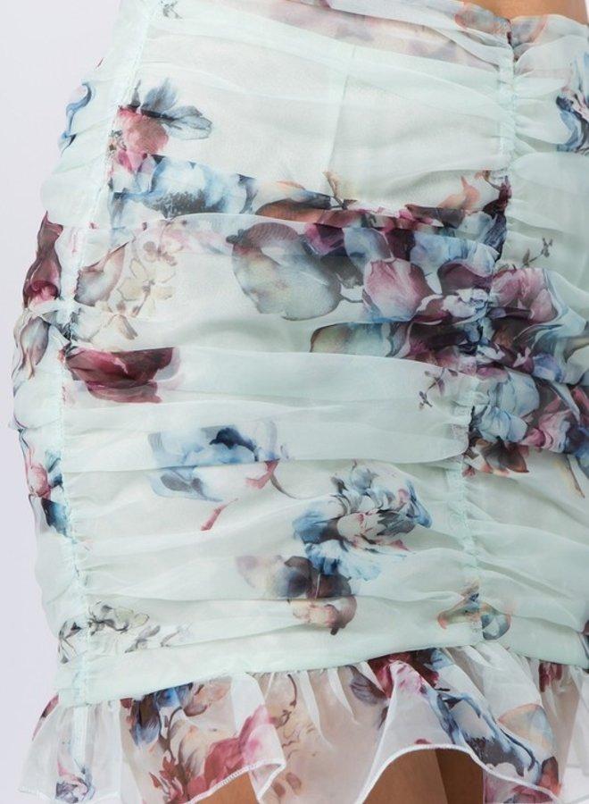 Alyssa Floral Skirt