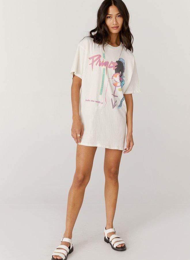 Prince T-Shirt Dress