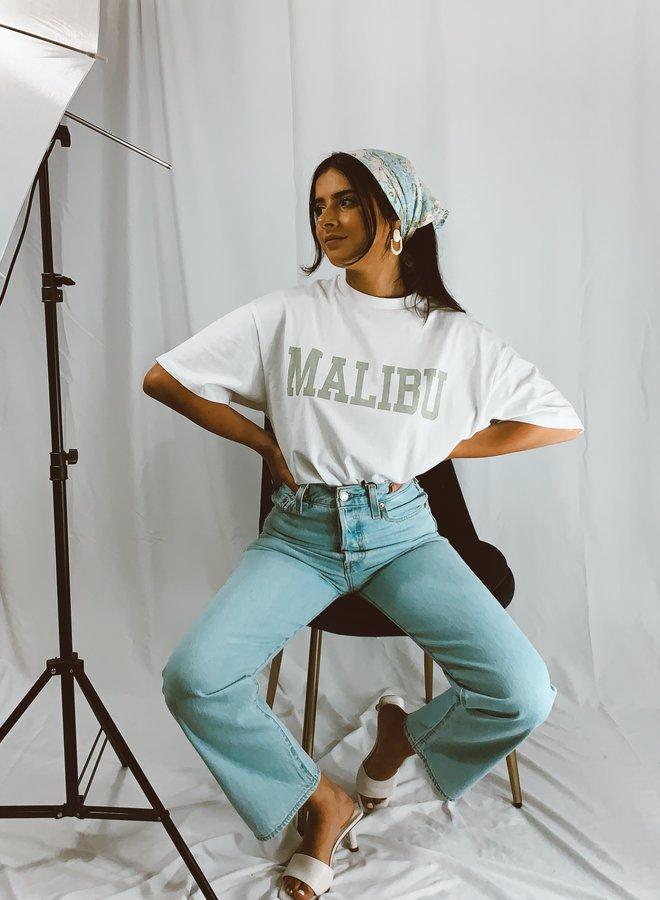 Malibu Oversized Tee