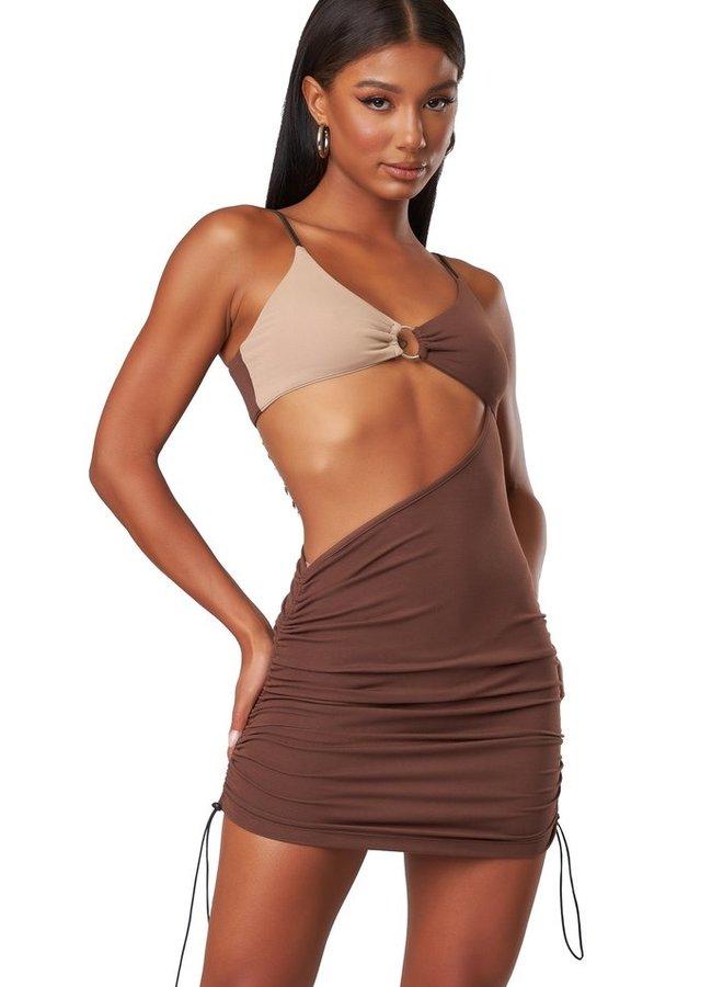Patchwork Dress