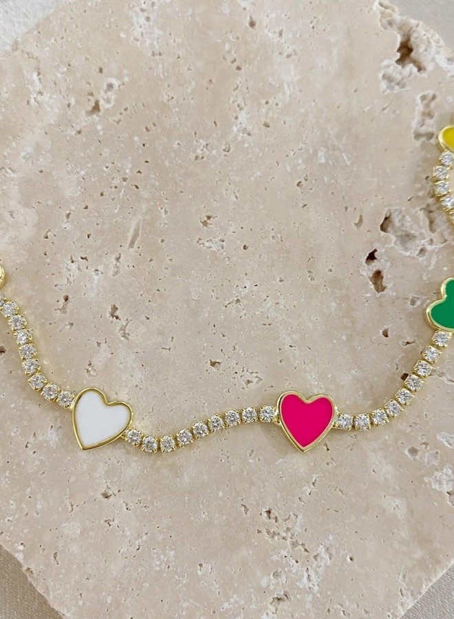 Happiness Anklet