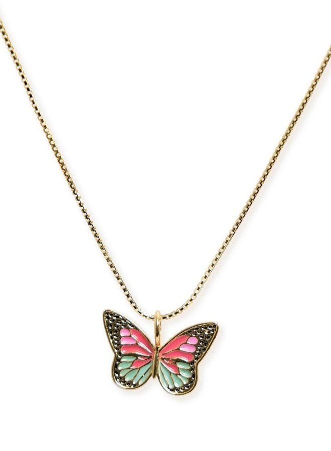 Shay Butterfly Necklace