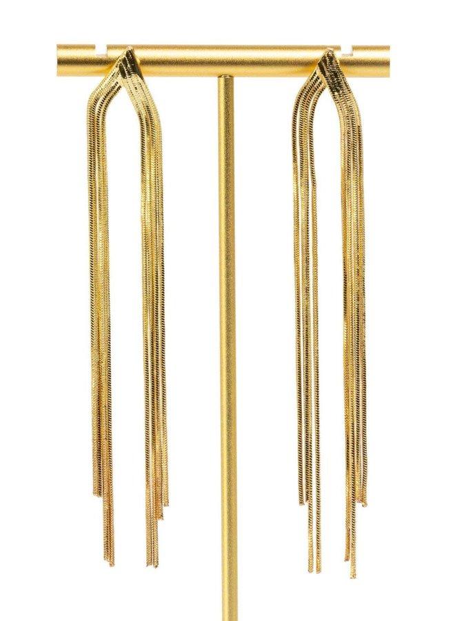 Bardot Chain Earrings