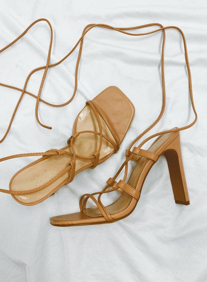 Ramona Wrap Heels